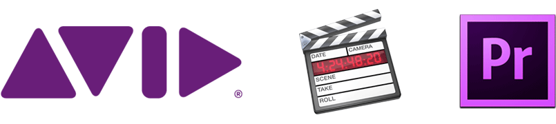 Video Editing Software Avid and Final Cut Pro 7